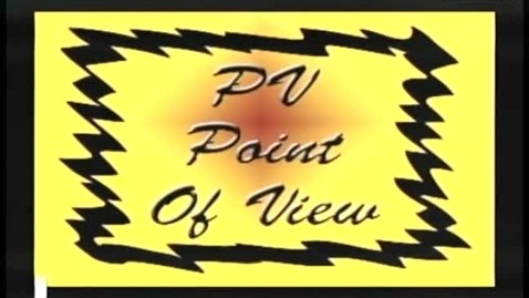 Thumbnail for entry PV Point of View with Mel Nowakowski