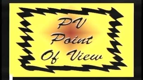 Thumbnail for entry PV Point of View with Mel Nowakowski