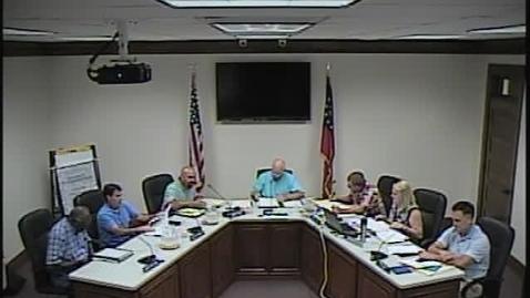Thumbnail for entry Regular Board Meeting 072015 Part 2