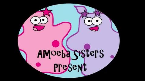 Thumbnail for entry Amoeba Sister: Monohybrids and the Punnett Square Guinea Pigs