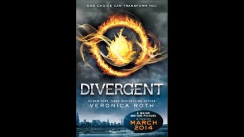 Thumbnail for entry Divergent by Veronica Roth