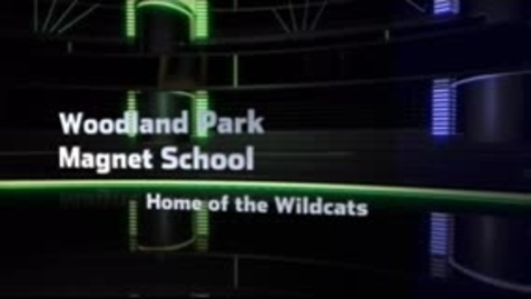 Thumbnail for entry Woodland Park Magnet School's Daily Broadcast for October 10, 2017
