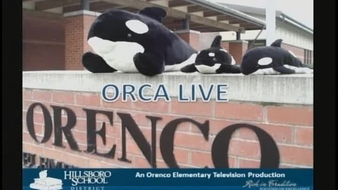 Thumbnail for entry Orca Live October 1, 2015