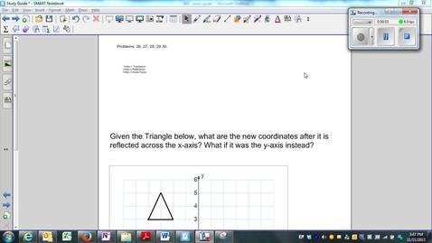 Thumbnail for entry Study Guide Questions 26 thru 30 video 2