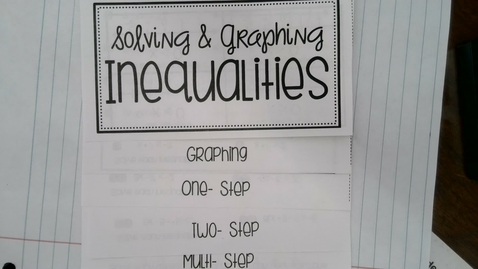 Thumbnail for entry Solving Absolute Value Inequalities