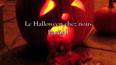 Thumbnail for entry Le Halloween chez nous