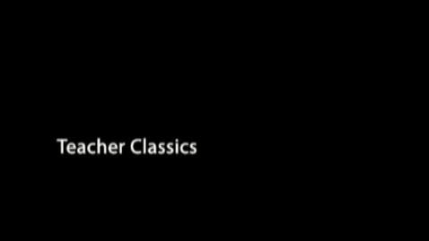 Thumbnail for entry Teacher Classic 6