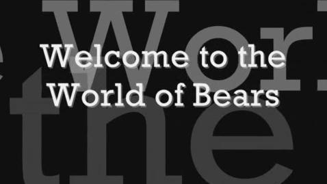 Thumbnail for entry BEARS