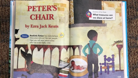 Thumbnail for entry Reading: Peter's Chair