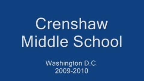 Thumbnail for entry CMS' Washington D.C. Trip