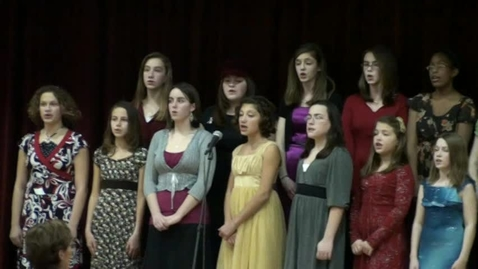 Thumbnail for entry St. Mary's School Select Chorus Christmas Concert