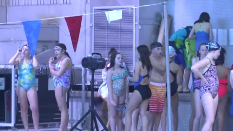 Thumbnail for entry Citywide Middle Swim Meet 2018