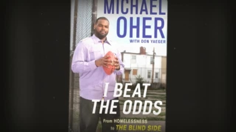 Thumbnail for entry I Beat the Odds digital book talk
