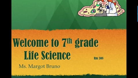Thumbnail for entry Introduction to Life Science for Parents