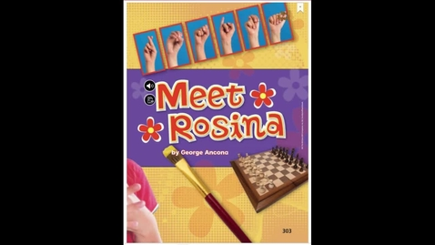 Thumbnail for entry Meet Rosina Day 1