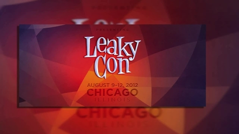 Thumbnail for entry LeakyCon: A Harry Potter Convention