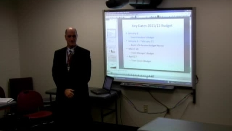 Thumbnail for entry CPS Today - Student Budget Forum