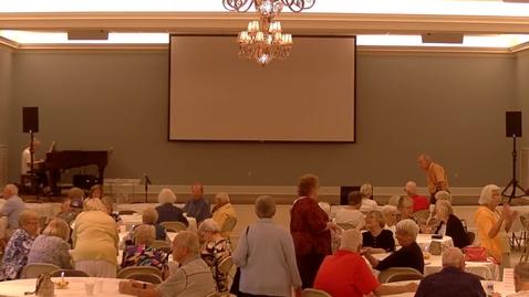 Thumbnail for entry Senior Life - Thursday Gathering - August 19