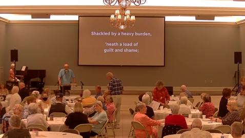 Thumbnail for entry Senior Life - Thursday Gathering - August 26