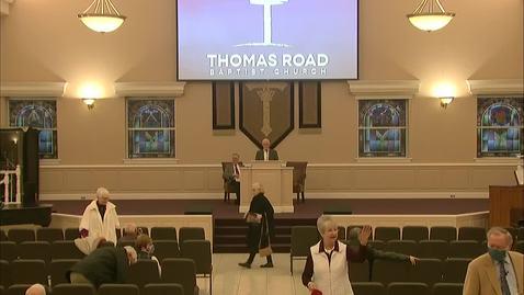 Thumbnail for entry Bible Center - December 6