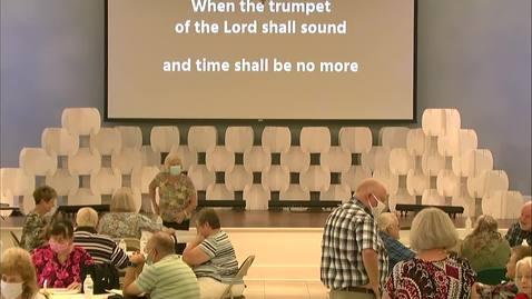 Thumbnail for entry Senior Life - Thursday Gathering - August 20