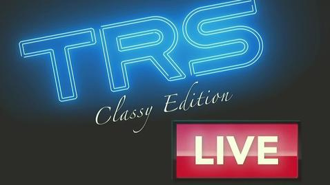 Thumbnail for entry TR Students Live - May 20