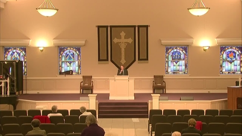 Thumbnail for entry Wednesday Evening Service - March 17