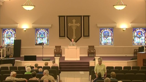 Thumbnail for entry Wednesday Evening Service - April 7