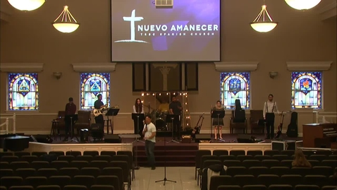 Thumbnail for entry Nuevo Amanecer - Sergio Guardia