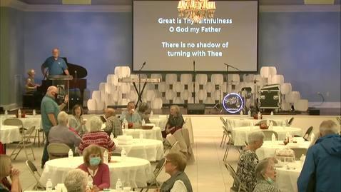 Thumbnail for entry Senior Life - Thursday Gathering - November 12