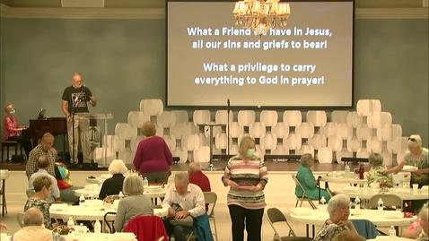 Thumbnail for entry Senior Life - Thursday Gathering - September 10