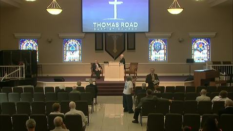 Thumbnail for entry Bible Center - September 13