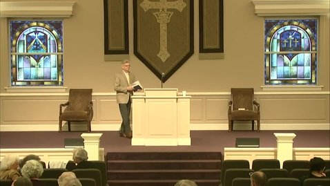 Thumbnail for entry Wednesday Evening Service - October 16