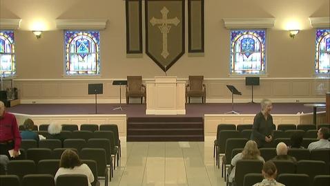 Thumbnail for entry Bible Center - September 5