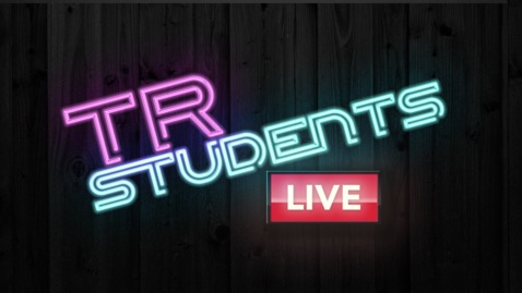 Thumbnail for entry TR Students LIVE - April 1