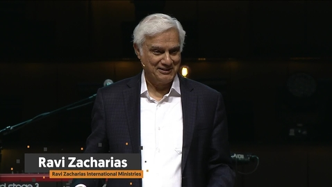 Thumbnail for entry REFUEL19 - Ravi Zacharias