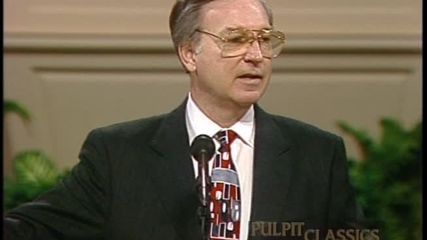 Thumbnail for entry Pulpit Classics - Episode 45 - Dr. H. B. Loudon