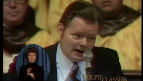 Thumbnail for entry Pulpit Classics - Episode 52 - Dr. Harold Willmington