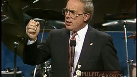 Thumbnail for entry Pulpit Classics - Episode 78 - John MacArthur