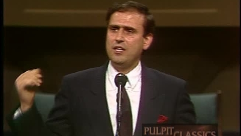 Thumbnail for entry Pulpit Classics - Episode 69 - Tom Mahairas