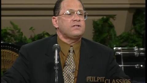 Thumbnail for entry Pulpit Classics - Episode 51 - Rick Amato