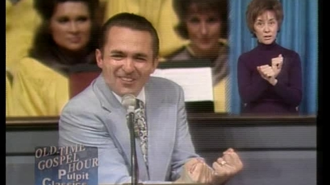 Thumbnail for entry Pulpit Classics - Episode 26 - Dr. Jack Van Impe