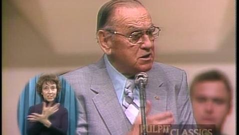 Thumbnail for entry Pulpit Classics - Episode 65 - Dr. B.R. Lakin