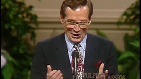 Thumbnail for entry Pulpit Classics - Episode 59 - Dr. Adrain Rogers