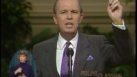 Thumbnail for entry Pulpit Classics - Episode 49 - Dr. Jerry Vines