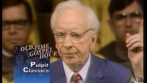 Thumbnail for entry Pulpit Classics - Episode 5 - Dr. Oswald J. Smith