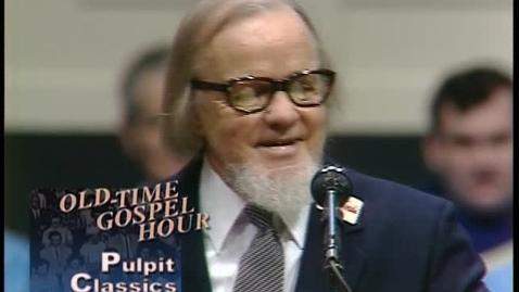 Thumbnail for entry Pulpit Classics - Episode 7 - Dr. Francis Schaeffer