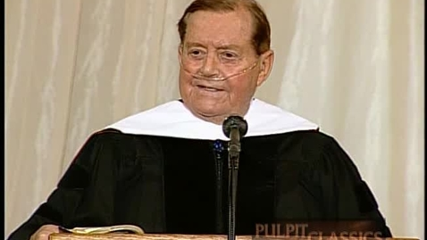 Thumbnail for entry Pulpit Classics - Episode 71 - Dr. Bill Bright