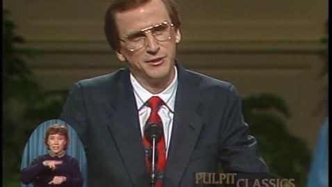 Thumbnail for entry Pulpit Classics - Episode 56 - Pastor Jerry Johnston