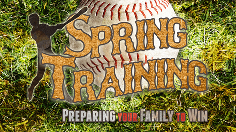 Thumbnail for entry Spring Training: Winning the Game Takes Focus!